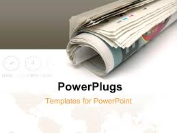 Powerpoint Newspaper Clipping Template Newspaper Templates For Template Article Free Old Download