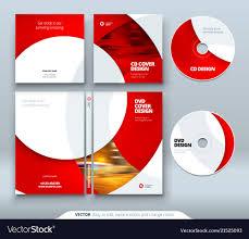 Cd Envelope Dvd Case Design Business Template