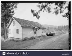 Puget Sound Power And Light Company Puget Sound Photo Black And White Stock Photos Images Alamy