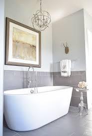 transitional master bathroom. Perfect Transitional A Transitional Master Bathroom Tour To M