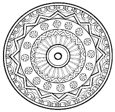 Easy Celtic Mandala Coloring Pages Don T Eat The Paste Heart