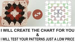 Crochet Pricing Chart Create Crochet Chart For Low Price By Dilseumi