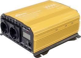 Автоинвертор <b>Ritmix RPI</b>-<b>6102</b> Pure Sine, 15119886, золотой ...