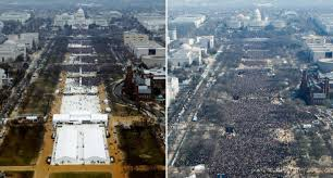 trump inauguration crowd size fox trump made a rare admission of regret after ordering spicer to