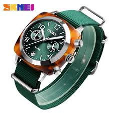 <b>SKMEI Luxury Fashion Women</b> Watches Men Quartz Wristwatches ...