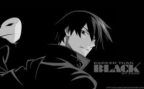 #didyouknow darker than black hei`s name means (black), yin`s name means (silver), huang`s name means (yellow) and mao this wallpaper has been tagged with the following keywords: Wallpaper Darker Than Black Hei 1280x800 Swafie 1158664 Hd Wallpapers Wallhere