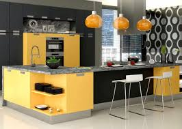 Small Picture Exellent Modern Kitchen Interior Design Home Amazing From In