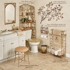 eden vanity stool champagne bronze