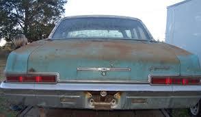 1966 Chevrolet Impala Four Door 327 Parts or Restore