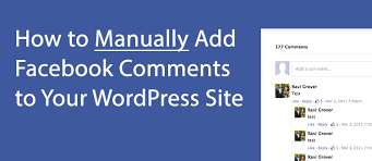 Add Facebook Comments to WordPress Site Without A Plugin