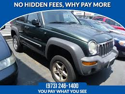 2002 jeep liberty sport 4dr 4wd suv available in lodi new jersey