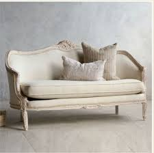 white furniture shabby chic. Vintage Pink White Oval Canape In Louis XV Style French Furniture For Shabby Chic Sofa Design 2