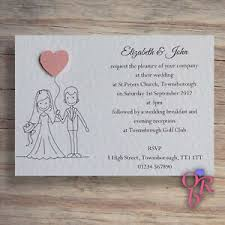Sample Of Weeding Invitation Details About Personalised Wedding Invitation Sample Any Of My Designs Occasions By Rebecca