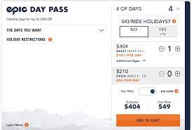 Epic pass 2020-2021 pricing is here, plus new pass options - Deals We Like