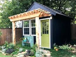 home office sheds. Shed Home Office Small Garden Shares Her Backyard Writing That She Uses As . Sheds