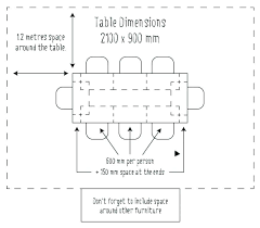 round table size for 6 table dimensions for 6 dining table dimensions for 8 dining table round table size