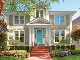 40 Inviting Home Exterior Color Ideas HGTV Stunning New Home Exterior Colors Exterior
