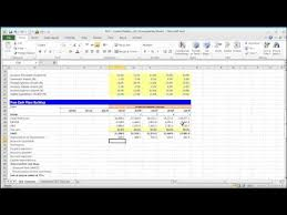 Dcf Valuation Example Financial Modeling Quick Lesson Building A Discounted Cash