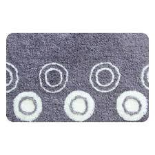 <b>Коврик</b> для ванной комнаты <b>IDDIS</b> Chequers, silver 431A580I12 ...