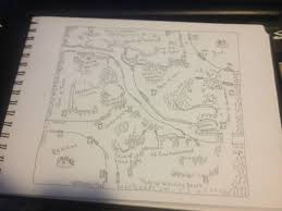 map of dota 2 middle earth style v 1 0 mistakes were made dota2