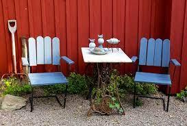 tops tips for cleaning garden furniture