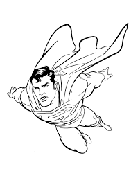 Small Picture Free Superman Coloring Sheets Superman Coloring Pages For