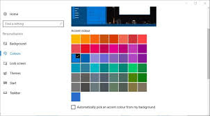 Windows 10 Color Scheme How To Customize Windows With Windows 10 Themes
