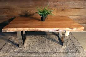 rounded edge coffee table table live edge coffee custom wood slab tables for decor rounded corners rounded edge coffee table