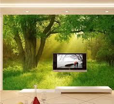 Scenery Wallpaper For Bedroom Popular Woodland Wallpaper Buy Cheap Woodland Wallpaper Lots From