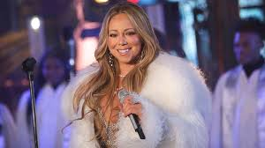 Latest Chart Songs Youtube Mariah Careys All I Want For Christmas Tops Youtube