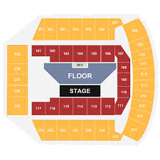 Bismarck Event Center Seating Chart Bismarck Event Center Bismarck Tickets Schedule