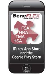 get connected with the beneflexhr mobile app