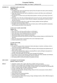 Claims Adjuster Resume Samples Velvet Jobs