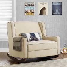 baby relax hadley double rocker beige