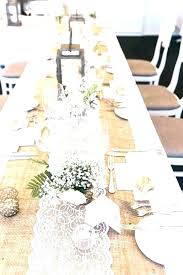table runners for round table burlap round table runner wedding table runners round table runner table runners for round