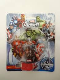 Avengers Assemble Night Light Marvel Avengers Assemble Night Light Hulk Thor Iron Man More Nip