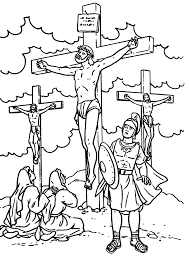 Free Printable Easter Coloring Pages Bible Stories Bible Coloring