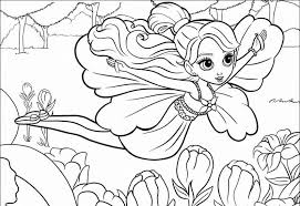 Printables For Girls Flower Coloring Pages For Girls Free Printable