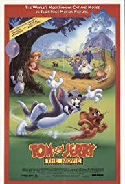 tom and jerry the poster