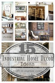 industrial and farmhouse style home decor can go flawlessly hand in hand mixing elements of both styles provide an absolutely stunning result industrial c41