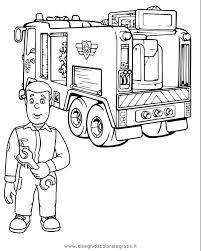 Disegno Sampompiere03 Personaggio Cartone Animato Da Colorare