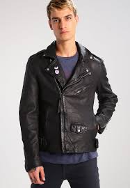 allsaints colter leather jacket black men clothing jackets allsaints jeans uk allsaints shoes super quality