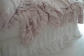 the rachel ashwell petticoat bedding in pink