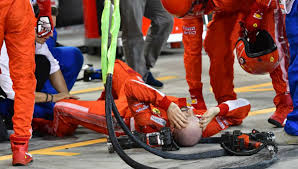 Image result for f1 bahrain raikkonen news