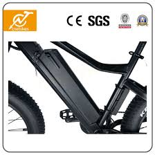 China Cnebikes New Model <b>48V 1000W Fat Tire</b> Electric Bicycle ...