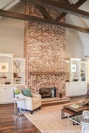 fireplace mantel 3 brick fireplace wallfireplace with built