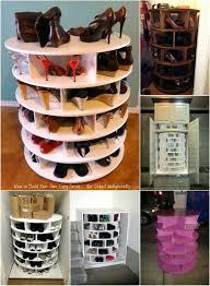 build a shoe shelf how to build your own lazy for shoes diy shoe shelf ideas