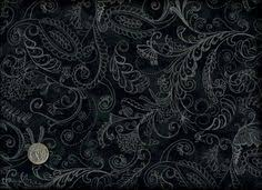 1 yard 108 Quilt backing Paisley Fabric Blue by thebusybeequilting ... & 1/2 Yard Quilt Fabric Prima Flora Marble Tone On Tone Gray Black |  auntiechrisquiltfabric Adamdwight.com