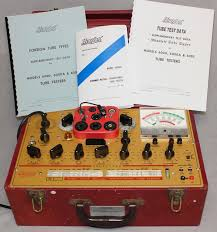 Hickok 6000a Tube Chart For Deluxe Trypast