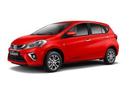 Download Gambar Mobil Mewah Warna Merah Background